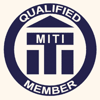 qualified member of the mti logo